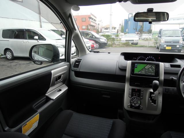 トヨタ ヴォクシー ZS リモコン付全自動助手席リフトアップシート ウェルキャブ