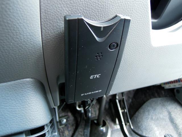 ETCはついておりますので高速では便利です!!