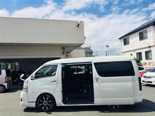 「トヨタ」「ハイエース」「ミニバン・ワンボックス」「佐賀県」の中古車4