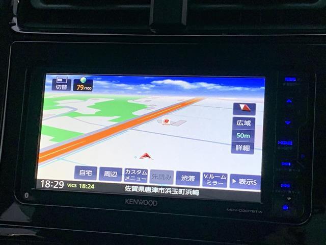 Sセーフティプラス 社外SDナビ/バックカメラ/インテリジェントパーキングアシストオートマチックハイビーム/クリアランスソナー/車両接近警報装置/クルーズコントロール/LEDライト/ステアリングスイッチ/プッシュスタート(4枚目)
