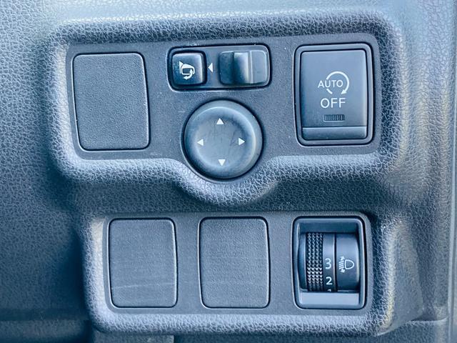 X 純正SDナビ【CN-H510WD】(AM/FM/CD/DVD/BT)/バックカメラ/ETC/純正フロアマット/ドアバイザー/スマートキー/プッシュスタート/アイドリングストップ(15枚目)