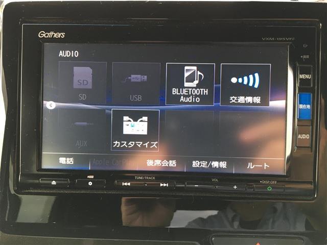 G・Lホンダセンシング ホンダセンシング/純正メモリナビ(VXM-195VFi)/CD/DVD/FM/AM/iPod/SD/USB/BT/AUX/フルセグTV/ビルトインETC/バックカメラ(5枚目)