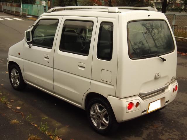 コラム 最終モデル 4WD ブリジストンスタットレスタイヤ(6枚目)