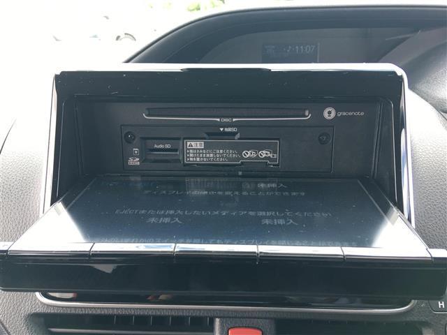 ZS 純正SDナビ CD DVD BT フルセグテレビ バックカメラ 衝突被害軽減ブレーキ 車線逸脱警報 横滑り防止装置 左側パワースライドドア フリップダウンモニター プッシュスタート スマートキー(6枚目)