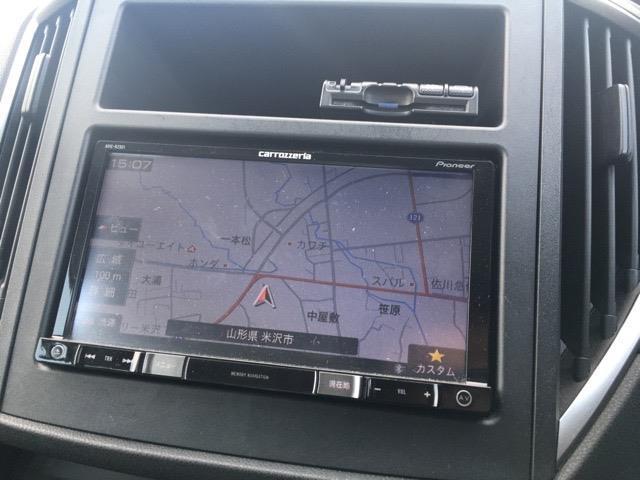 1.6i アイサイト 4WD 前ドライブレコーダー 衝突被害軽減システム バックカメラ クルーズコントロール 社外ナビ アイドリングストップ レーンキープアシスト オートライト オートハイビーム(14枚目)