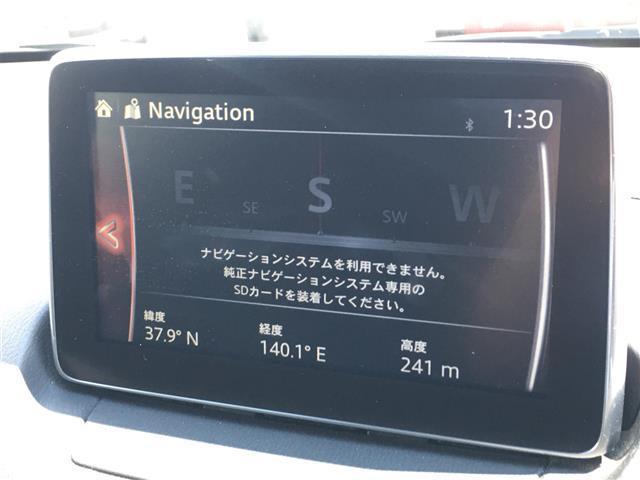 XDツーリング 純正SDナビ CD DVD USB AUX BT フルセグテレビ バックカメラ クルーズコントロール 車線逸脱警報 パドルシフト ステアリングリモコン  アクティブドライビングディスプレイ(15枚目)