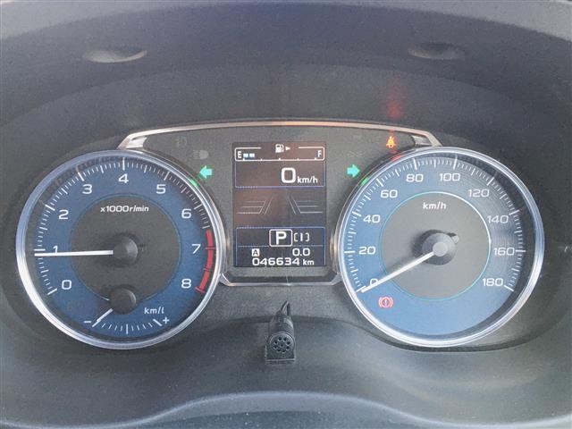 2.0i-L アイサイト 4WD/ワンオーナー/衝突被害軽減ブレーキ/レーダークルコン/パワーシート/社外メモリナビ(フルセグTV/DVD/Bluetooth/USB)/バックカメラ/ETC/パドルシフト/HID/スマキー(28枚目)