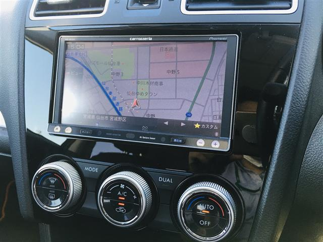 2.0i-L アイサイト 4WD/ワンオーナー/衝突被害軽減ブレーキ/レーダークルコン/パワーシート/社外メモリナビ(フルセグTV/DVD/Bluetooth/USB)/バックカメラ/ETC/パドルシフト/HID/スマキー(30枚目)
