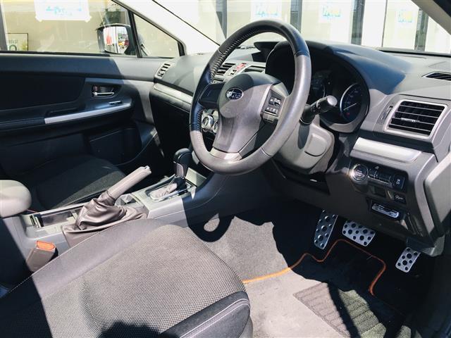2.0i-L アイサイト 4WD/ワンオーナー/衝突被害軽減ブレーキ/レーダークルコン/パワーシート/社外メモリナビ(フルセグTV/DVD/Bluetooth/USB)/バックカメラ/ETC/パドルシフト/HID/スマキー(35枚目)