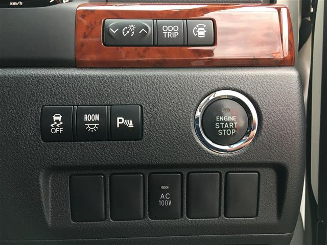 240S プライムセレクションII 4WD 純正HDDナビ CD DVD バックカメラ フルセグ 両側パワースラードドア パワーバックドア プッシュスタート  スマートキー クリアランスソナー ウィンカーミラー ドアバイザー(8枚目)