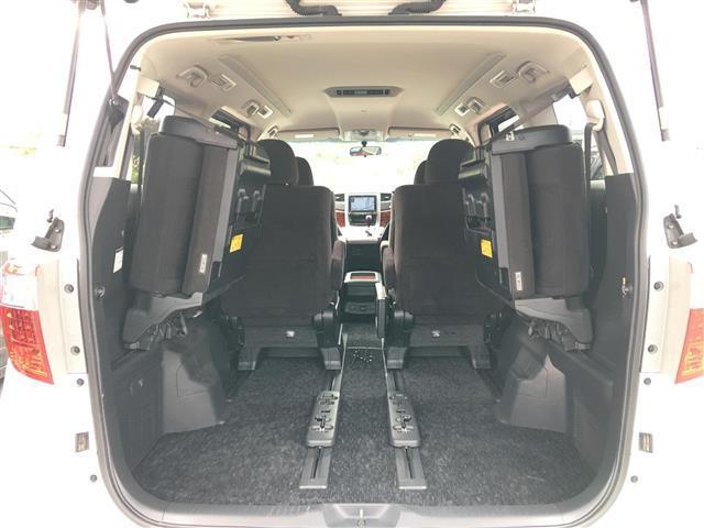 240S プライムセレクションII 4WD 純正HDDナビ CD DVD バックカメラ フルセグ 両側パワースラードドア パワーバックドア プッシュスタート  スマートキー クリアランスソナー ウィンカーミラー ドアバイザー(29枚目)