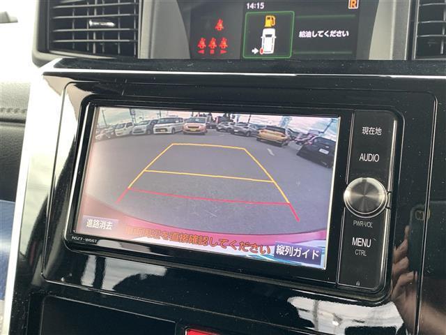 カスタムG S 4WD 衝突軽減ブレーキ 両側パワースライドドア 純正メモリナビ(フルセグTV/DVD/Bluetooth)バックカメラ クルーズコントロール アイドリングストップ LED スマートキー(4枚目)