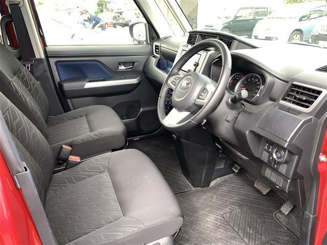 カスタムG S 4WD 衝突軽減ブレーキ 両側パワースライドドア 純正メモリナビ(フルセグTV/DVD/Bluetooth)バックカメラ クルーズコントロール アイドリングストップ LED スマートキー(18枚目)