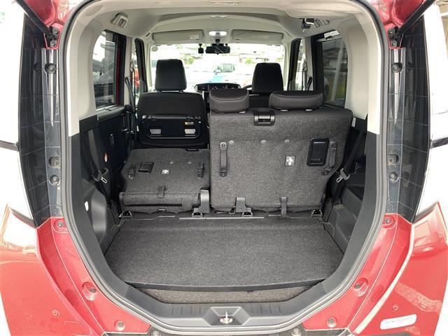 カスタムG S 4WD 衝突軽減ブレーキ 両側パワースライドドア 純正メモリナビ(フルセグTV/DVD/Bluetooth)バックカメラ クルーズコントロール アイドリングストップ LED スマートキー(27枚目)