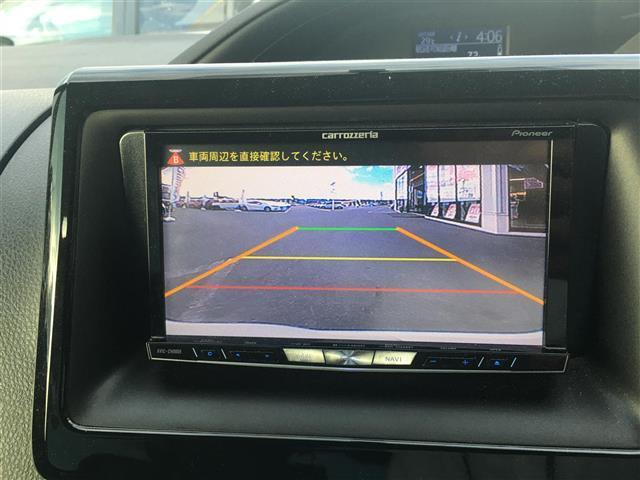 ZS ウォークスルー/片側パワースライド/社外HDDナビ(AVIC-ZH0009)/Bluetooth/CD/DVD/SD/バックカメラ/ETC/ステアリングリモコン/デュアルエアコン/アイドリングストップ(15枚目)