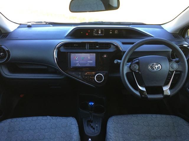 S 衝突軽減ブレーキ/レーンキープアシスト/社外メモリナビ/ワンセグ/CD/DVD/FM/AM/AUX/バックカメラ/スマートキー/コーナーセンサー/横滑り防止装置/ステアリングリモコン(3枚目)