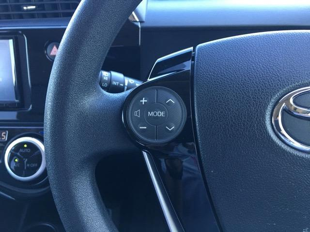S 衝突軽減ブレーキ/レーンキープアシスト/社外メモリナビ/ワンセグ/CD/DVD/FM/AM/AUX/バックカメラ/スマートキー/コーナーセンサー/横滑り防止装置/ステアリングリモコン(8枚目)