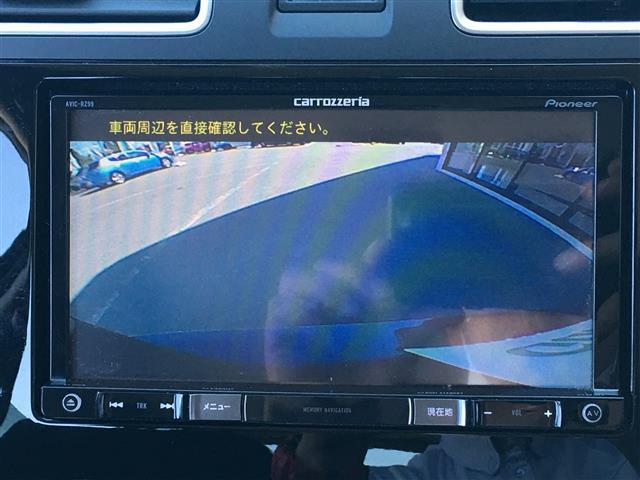 2.0i-L アイサイト 4WD 社外SDナビ フルセグテレビ バックカメラ CD DVD USB BT 衝突被害軽減ブレーキ レーダークルーズコントロール レーンキープアシスト RBM 横滑り防止装置 パドルシフト(5枚目)