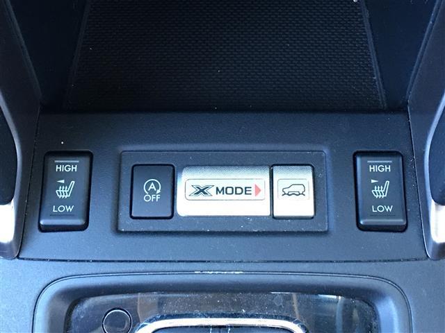 2.0i-L アイサイト 4WD 社外SDナビ フルセグテレビ バックカメラ CD DVD USB BT 衝突被害軽減ブレーキ レーダークルーズコントロール レーンキープアシスト RBM 横滑り防止装置 パドルシフト(8枚目)