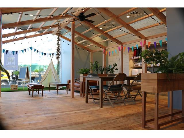 木造で温かみのある空間でゆっくりお過ごしできます!