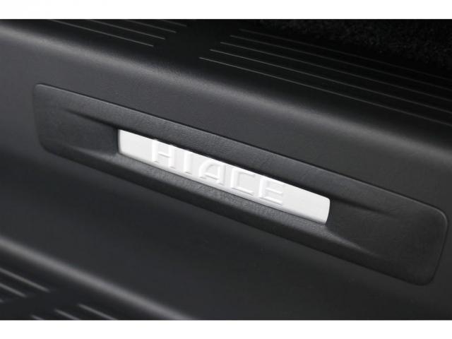 スーパーGL ダークプライムII ロングボディ オフロードパッケージ 衝突安全ブレーキ インテリジェントクリアランスコーナーソナー パノラミックビューモニター レーンキープアシスト SDナビ ETC2.0 TRDフロントバンパー(14枚目)