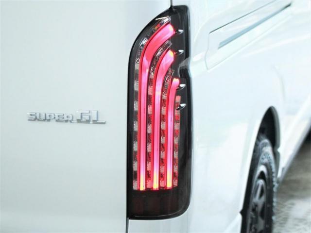 スーパーGL ダークプライムII ロングボディ オフロードパッケージ 衝突安全ブレーキ インテリジェントクリアランスコーナーソナー パノラミックビューモニター レーンキープアシスト SDナビ ETC2.0 TRDフロントバンパー(18枚目)