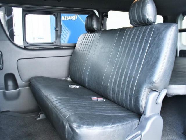 スーパーGL ダークプライムII ロングボディ クラシックオフロードパッケージ インテリジェントクリアランスコーナーソナー 衝突安全ブレーキ パノラミックビューモニター ベッドキットクラシックタイプII 2.8Lクリーンディーゼル4WD(11枚目)