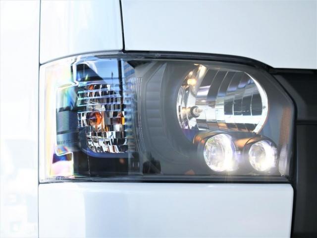 スーパーGL ダークプライムII ロングボディ クラシックオフロードパッケージ インテリジェントクリアランスコーナーソナー 衝突安全ブレーキ パノラミックビューモニター ベッドキットクラシックタイプII 2.8Lクリーンディーゼル4WD(12枚目)