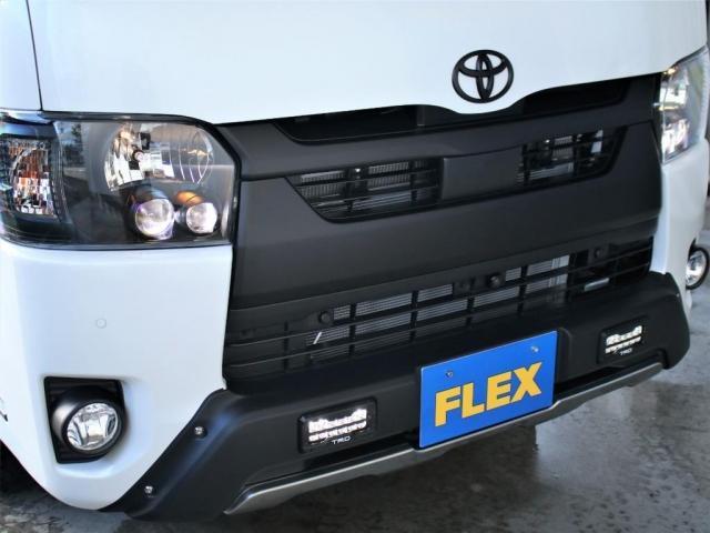 スーパーGL ダークプライムII ロングボディ クラシックオフロードパッケージ インテリジェントクリアランスコーナーソナー 衝突安全ブレーキ パノラミックビューモニター ベッドキットクラシックタイプII 2.8Lクリーンディーゼル4WD(13枚目)