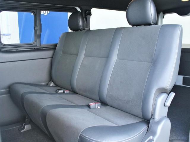 スーパーGL ダークプライムII ロングボディ MC後ハイエース ディーゼル4WD ALPINE社製BIG-Xフローティングナビ&ETC2.0搭載 AVEST社製シーケンシャルウィンカーミラー FLEXbyValenti ULTRAΣテールライト(7枚目)