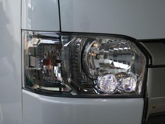 スーパーGL ダークプライムII ロングボディ MC後ハイエース ディーゼル4WD ALPINE社製BIG-Xフローティングナビ&ETC2.0搭載 AVEST社製シーケンシャルウィンカーミラー FLEXbyValenti ULTRAΣテールライト(12枚目)