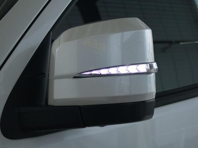スーパーGL ダークプライムII ロングボディ MC後ハイエース ディーゼル4WD ALPINE社製BIG-Xフローティングナビ&ETC2.0搭載 AVEST社製シーケンシャルウィンカーミラー FLEXbyValenti ULTRAΣテールライト(15枚目)