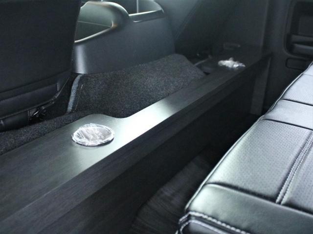 GL ロング シートアレンジVer3内架装 自動安全ブレーキシステム インテリジェントクリアランスコーナーソナー パノラミックビューモニター ETC2.0 SDナビ 後席フリップダウンモニター(14枚目)
