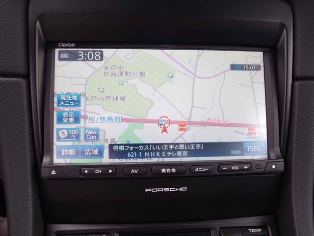 ポルシェ ポルシェ ケイマン S 6MT スポーツクロノPKG シートヒーター キセノン