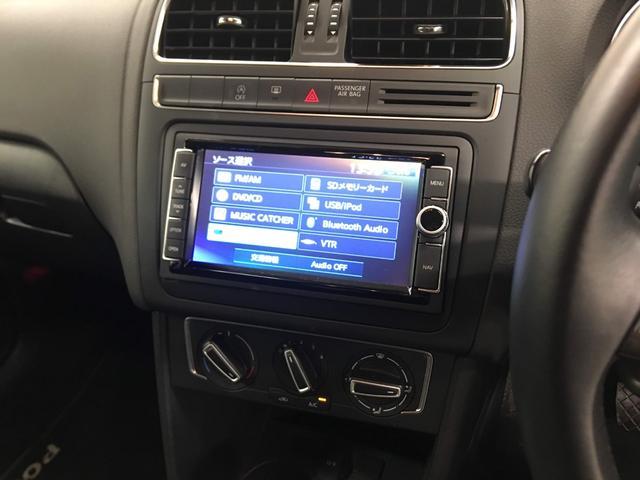 フォルクスワーゲン VW ポロ プレミアムエディションナビパッケージ