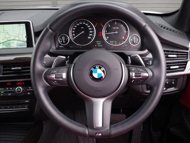 xDrive 35d Mスポーツ セレクトPKG赤革SRナビ(13枚目)