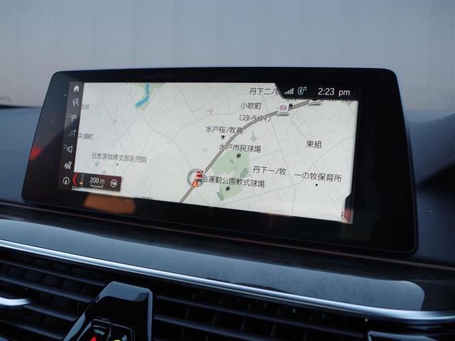 523dツーリング Mスポーツ イノベーションPKG/ACC(8枚目)