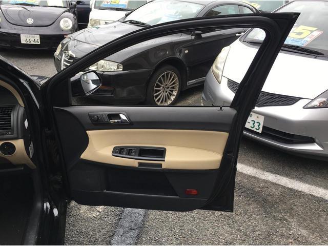 レザーパッケージ 禁煙車 シートヒーター ETC CD(9枚目)