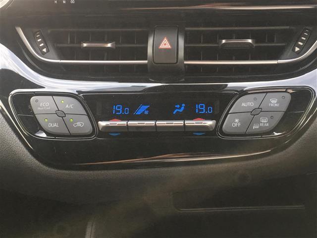 トヨタ C-HR S-T 社外メモリナビ フルセグ プリクラッシュ クルコン