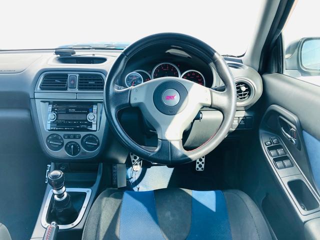 STi 4WD 6MT 純正17AW リモコンキー ETC(2枚目)