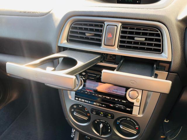 STi 4WD 6MT 純正17AW リモコンキー ETC(16枚目)