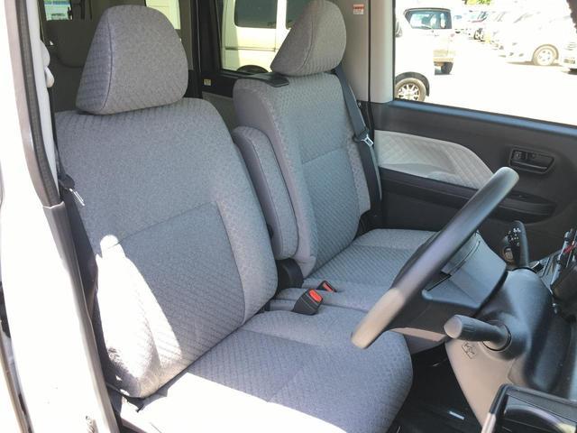 X 届出済未使用車 衝突被害軽減ブレーキ 車線逸脱防止警報 オートマチックハイビーム シートヒーター 片側電動スライドドア USBポート アイドリングストップ オートライト LEDヘッドライト(14枚目)