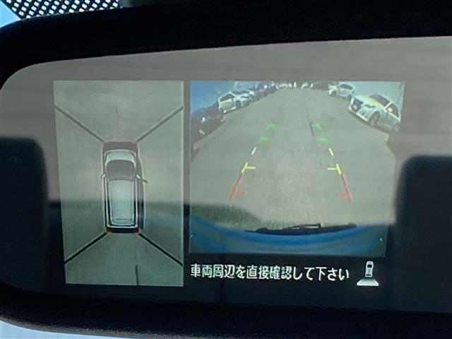 X 純正ナビ 全方位カメラ 衝突被害軽減ブレーキ アイドリングストップ スマートキー プッシュスタート(6枚目)