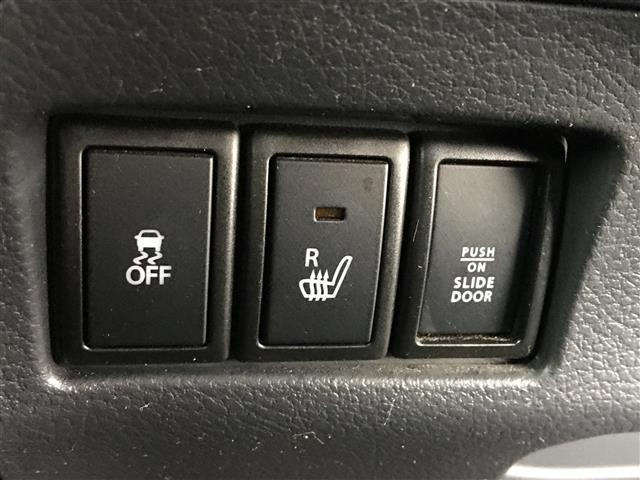 Gリミテッド ナビ セーフティサポート ステアリングスイッチ オートライト ETC 片側電動スライドドア アイドリングストップ シートヒーター(9枚目)