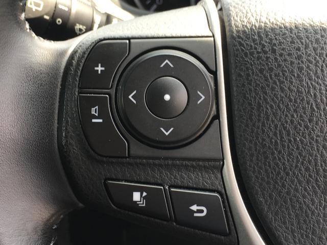 ◆ステアリングスイッチ【ナビなどの操作や音声調整などができる便利なスイッチです。】
