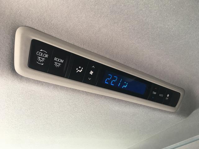 ◆ダブルオートエアコン【セカンドシート、サードシートにも快適な空調をお届けすることができる便利な機能です。】