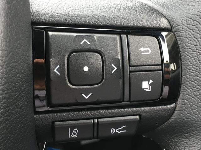 ◆レーンディパーチャーアラート【路上の白線(黄線)を単眼カメラで認識し、ドライバーがウインカー操作を行わずに車線をはみ出す可能性がある場合、ブザーとディスプレイ表示による警報でお知らせします。】