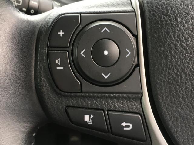 ◆ステアリングスイッチ【ナビの操作や音量調整が可能な便利なスイッチです。】