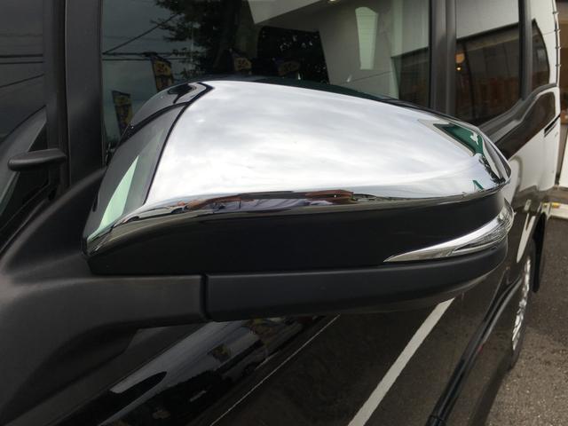 ◆オート電動格納式リモコンドアミラー【サイドターンランプ+助手席側アスフェリカルミラー】