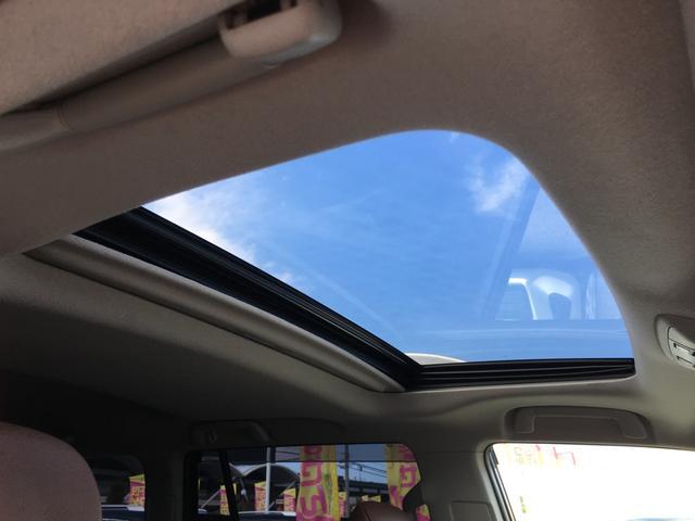 ◆サンルーフ【開放感溢れるサンルーフ!!車内には爽やかな風や太陽の穏やかな光が差し込みます。】